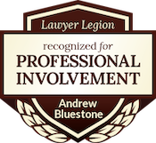Lawyer Legion - Professional Involvement Badge