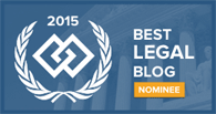 Nominee Best Legal Blog 2015